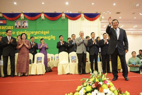 The Cambodian cabinet ministers will discuss and approve the draft National Budget Law for 2017